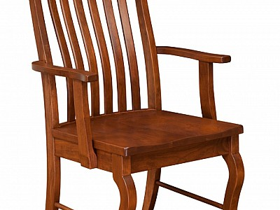 Arlington Slat Arm Chair