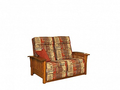 Wall Hugger Loveseat Recliner