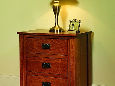 Mission Antique Night Stand