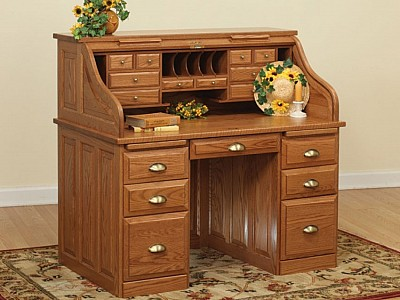 50 Traditional Roll-Top Desk