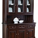 European Collection 3-Door Hutch