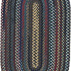Braided Yorktowne Navy Rugs