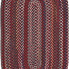 Braided Yorktowne Red Rugs