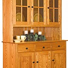 Old South Country Collection Hutch