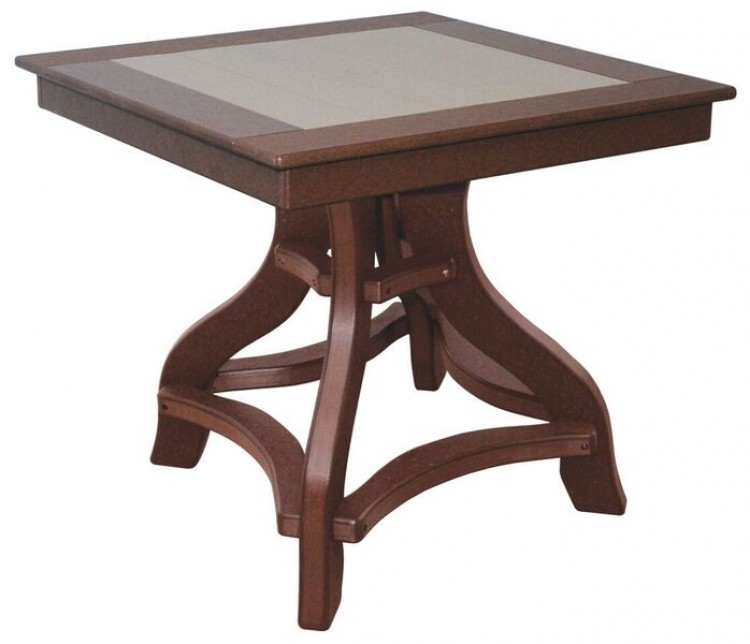 32in Square Dining Table