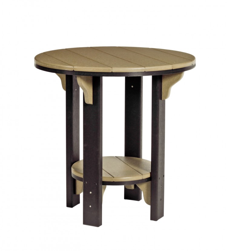 Bistro Poly Table