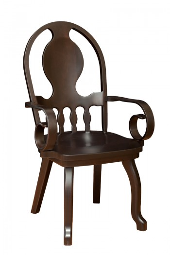 European Collection Arm Chair  -  Cat No: GDGO9-10  -  Click To Order  -  ID: 579