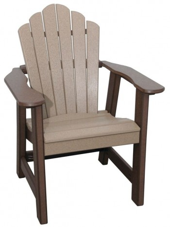 Snuggle-Back Dining Chair