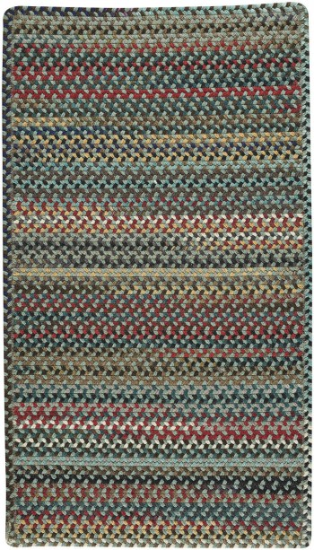 Braided Yorktowne Green Rugs   -  Cat No: 0195-250  -  Click To Order  -  ID: 916