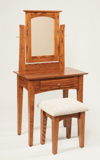 Shaker Dressing Table  -  Cat No: WS910  -  Click To Order  -  ID: 836