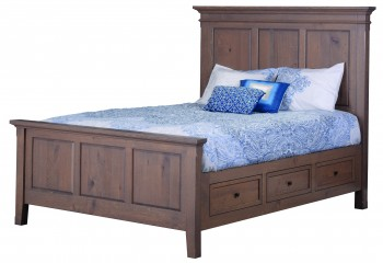 Rockport 2 Bed with Drawer Units  -  Cat No: LTR21002098  -  Click To Order  -  ID: 897