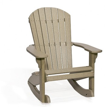 Adirondack Rocker  -  Cat No: 365  -  Click To Order  -  ID: 812