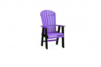 Bistro Poly Dining Chair  -  Cat No: PD78  -  Click To Order  -  ID: 830
