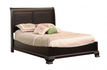 Walton Hills Sleigh Bed  -  Cat No: TR1901  -  Click To Order  -  ID: 778
