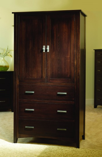Riverview Mission Armoire  -  Cat No: TR1003  -  Click To Order  -  ID: 735