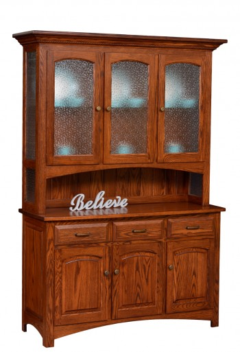 Eaton Ridge Collection Hutch  -  Cat No: GDG28-33S  -  Click To Order  -  ID: 622