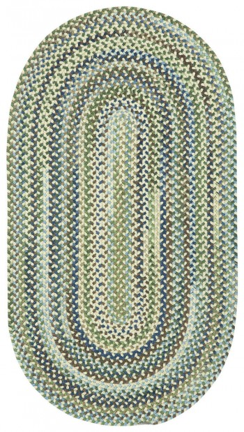 Braided Homecoming Harvest Natural Rugs  -  Cat No: 0048-725  -  Click To Order  -  ID: 931