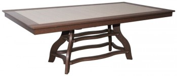 44in x 84in Rectangular Dining Table  -  Cat No: 44x84-RTD  -  Click To Order  -  ID: 959