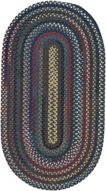 Braided Yorktowne Navy Rugs  -  Cat No: 0195-470  -  Click To Order  -  ID: 919