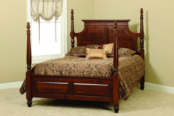 Wilkshire Post Bed - ID: 748