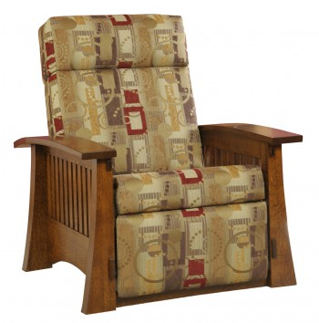 Wall Hugger Recliner  -  Cat No: M88-1  -  Click To Order  -  ID: 554