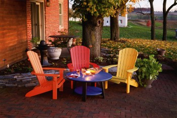 Adirondack Chair  -  Cat No: 360  -  Click To Order  -  ID: 810