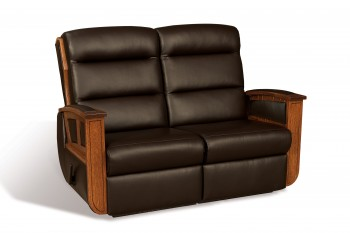 Hampton Loveseat Recliner  -  Cat No:   -  Click To Order  -  ID: 903