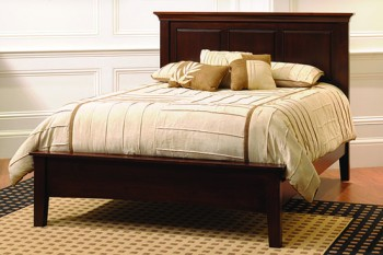 Ellington Panel Bed