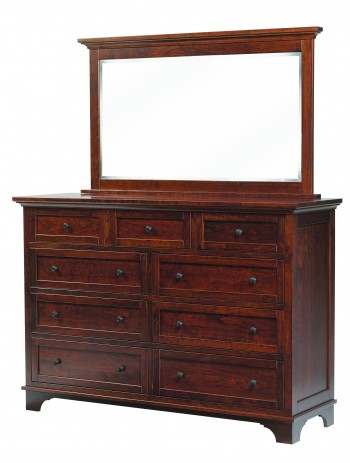Arlington Tall Dresser  -  Cat No: TR2203  -  Click To Order  -  ID: 793
