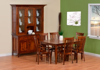Jacob Martin Dining Set - ID: 655